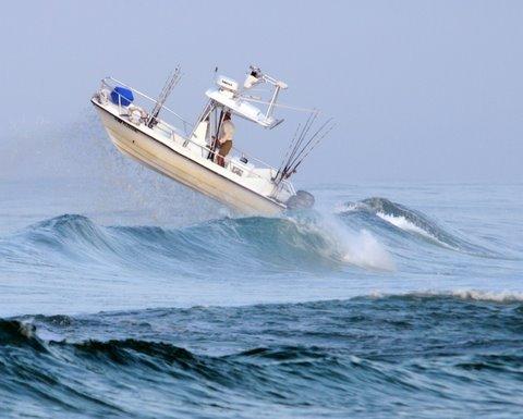 Notadogjumpingboat