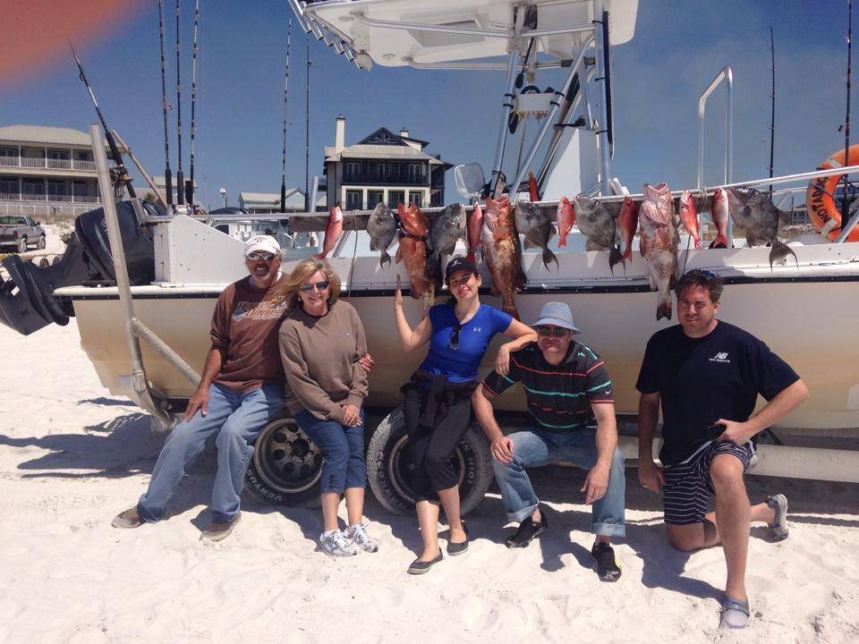 grayton beach fishing charters