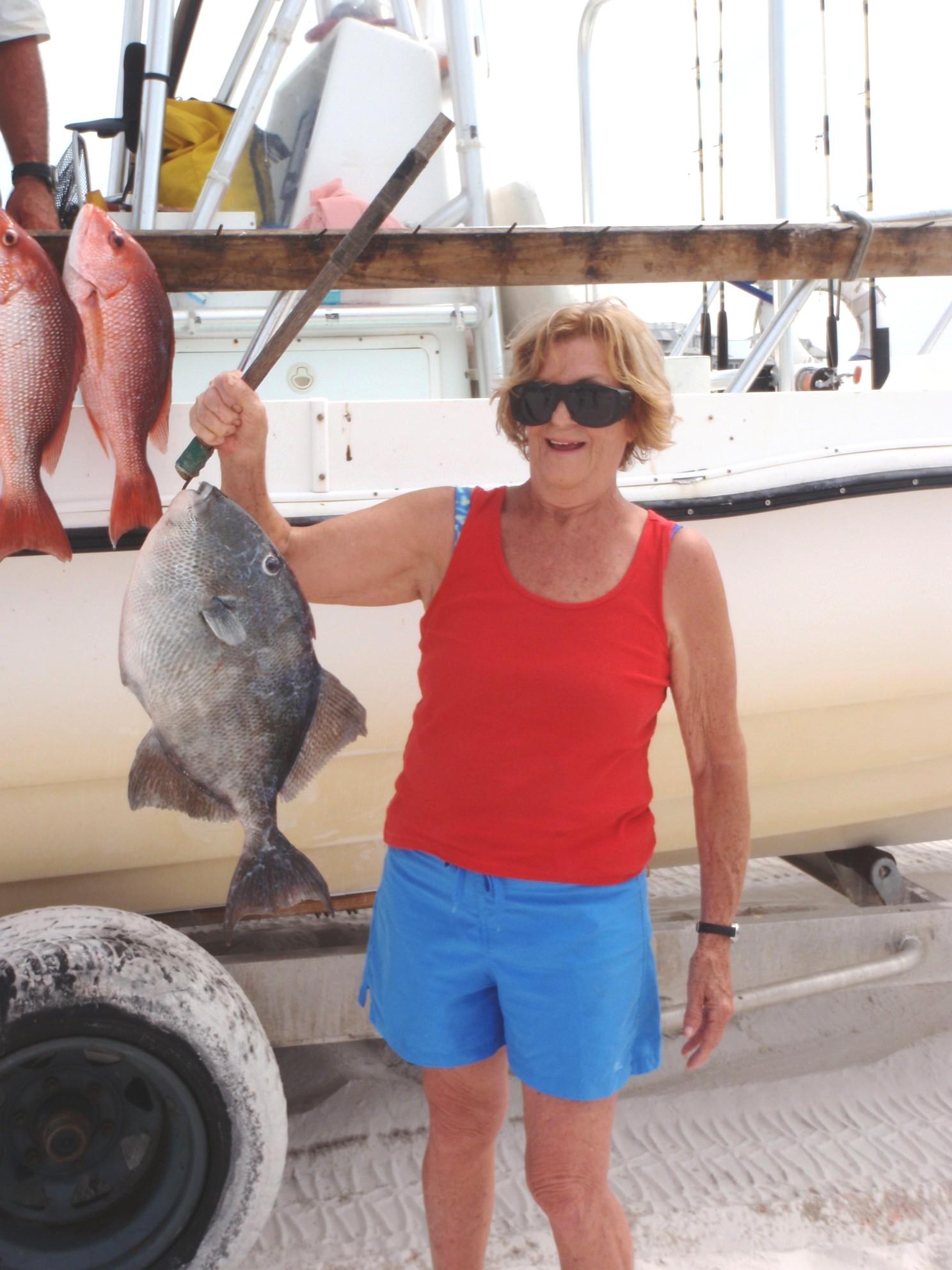 Gulf Charter fishing