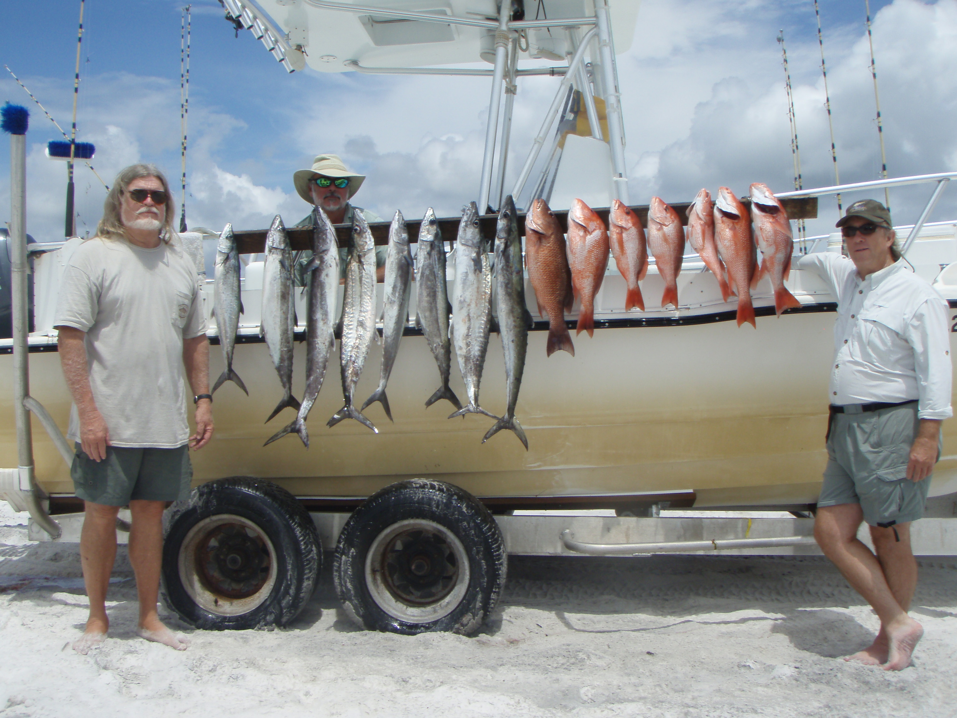Fishing Guides on 30A