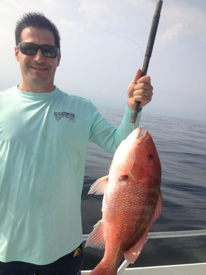Fishing Charter on 30A