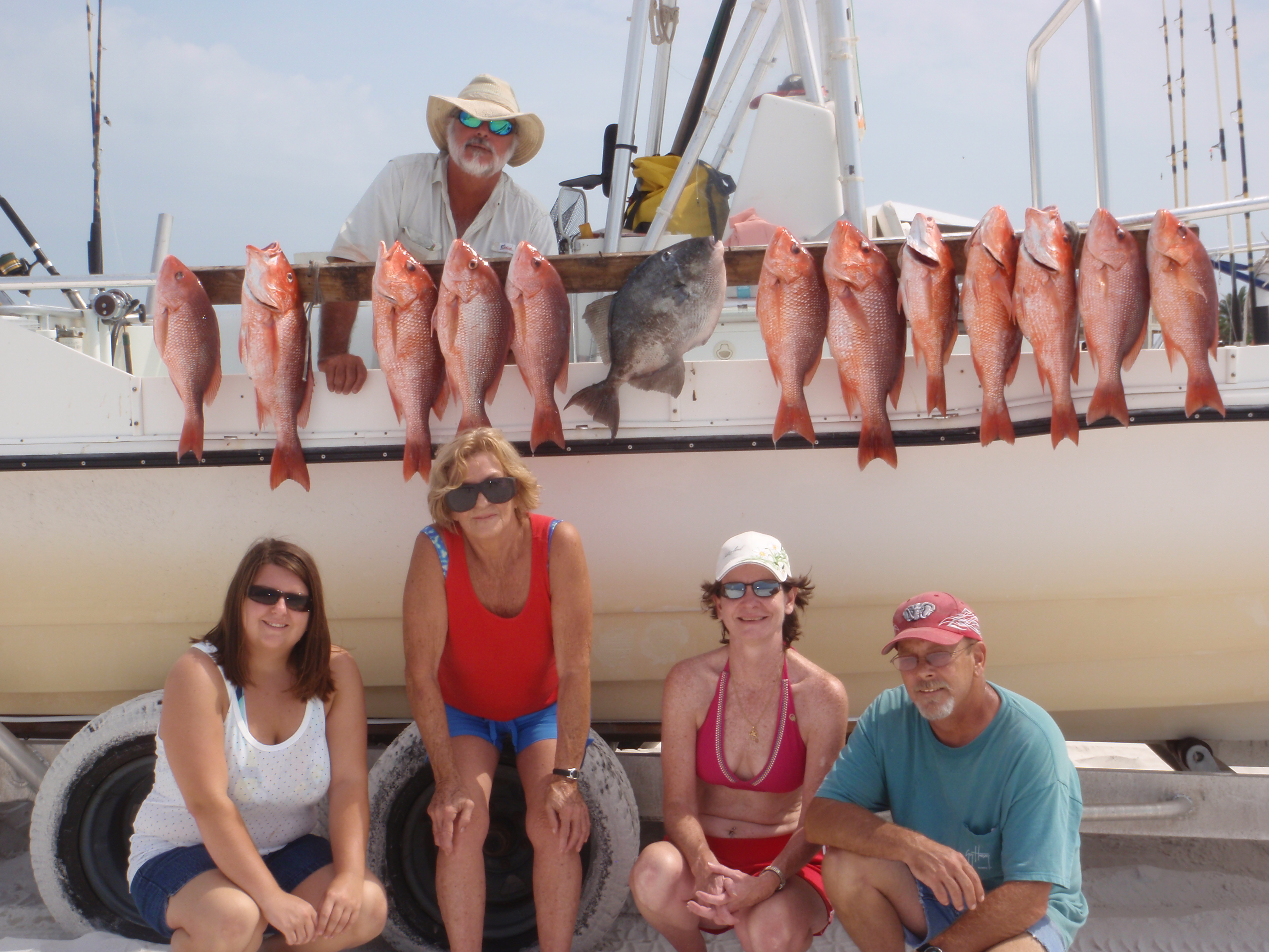 Grayton Beach Fishing Charter