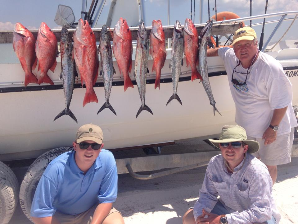 Fishing Charter near 30a